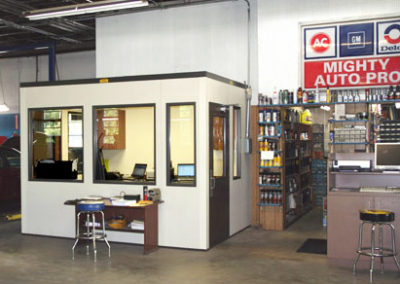Auto Repair Office