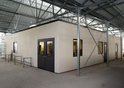 Reforestation Lab in Greenhouse