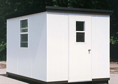 Modular Enclosure Protects Equipment From Theft and Weather