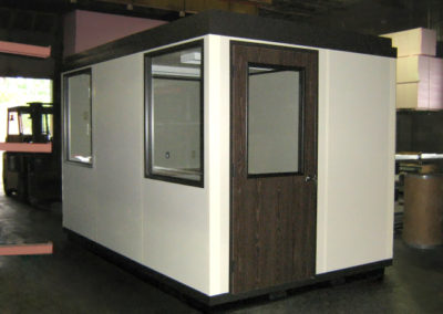 8'x12′ Forkliftable Office