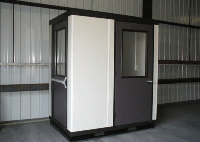 4'x7′ Portable Security Vestibule