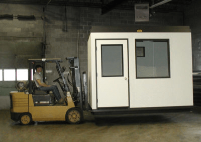 8'x10′ Forkliftable Office