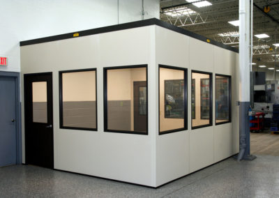 A-WALL Two and Three-Wall Modular Offices